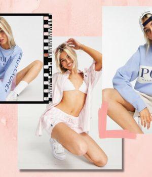 Sporty et preppy, la nouvelle collab Polo Ralph Lauren x Asos nous fait de l'oeil