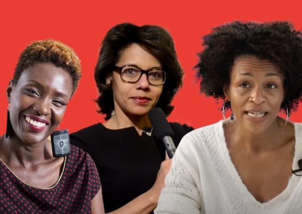 Rokhaya Diallo, Audrey Pulvar et Rachel Khan sous les feux des projecteurs médiatiques et politiques