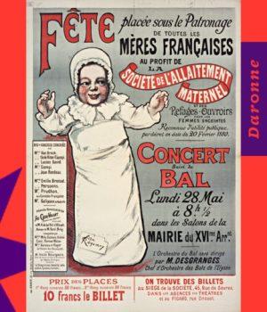 Fete_des_Meres-Felix_Regamey – Daronne