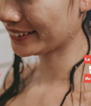 femmes sous la douche