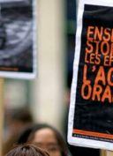manifestation contre agent orange