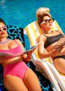 Règles ou pas, on veut bien porter ces maillots de bain menstruels Moodz tout l'été