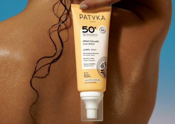 collection produits solaires patyka