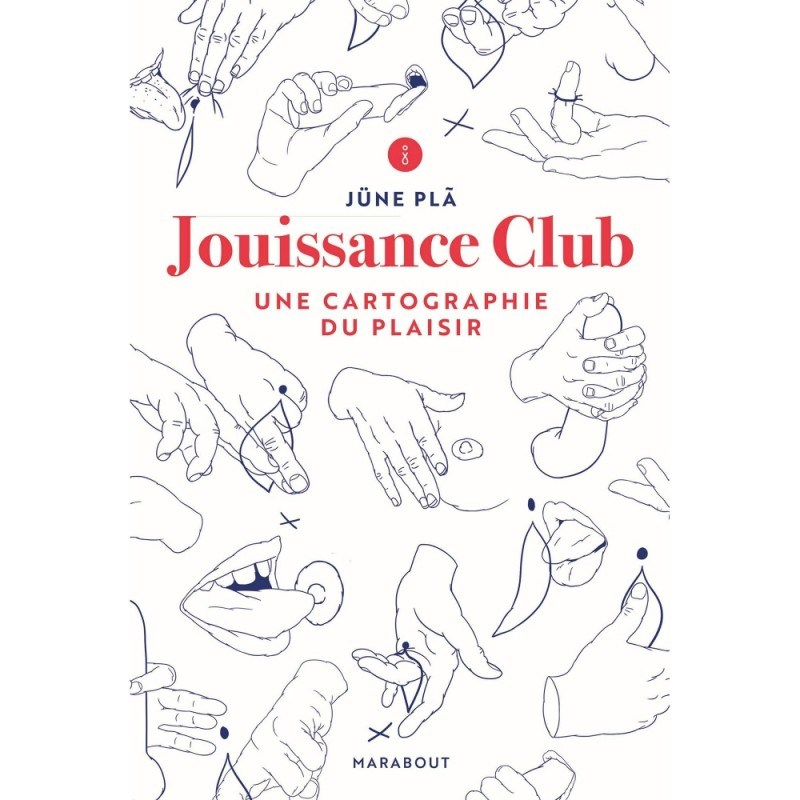couverture du livre Jouissance club