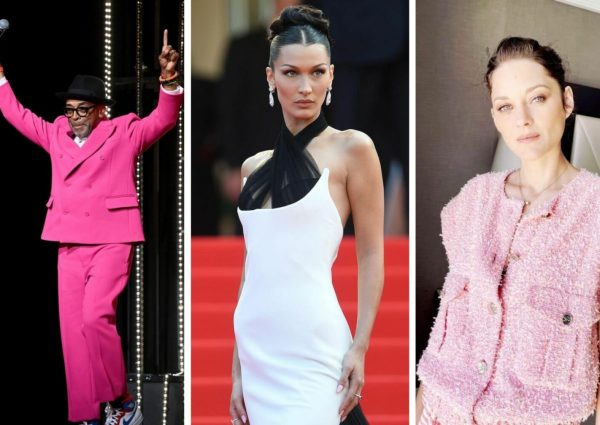 Spike Lee, Bella Hadid et Marion Cotillard à Cannes