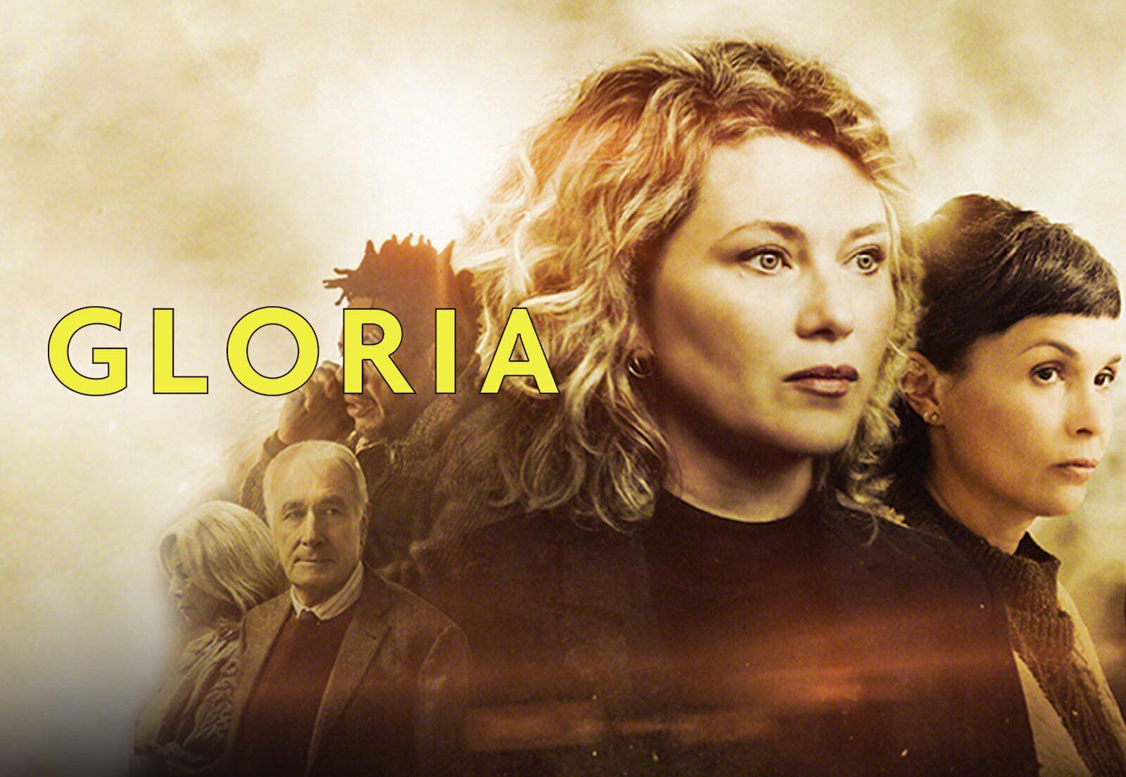 série française Gloria diffusée sur Salto