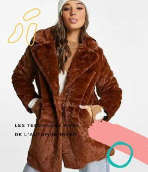 Un manteau marron chaud, Wednesday's Girl