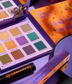 La collection de maquillage de Colourpop pour Halloween