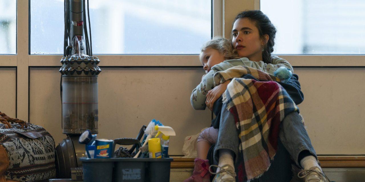 Photo tirée de la série Maid, disponible sur Netflix