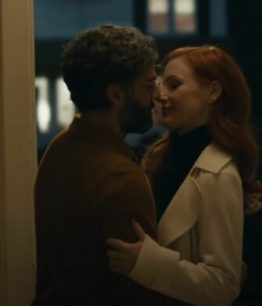 jessica chastain et oscar isaac dans scenes from a marriage