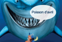 Riposte graduée : Poisson d'avril !
