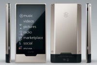 Microsoft officialise son baladeur Zune HD