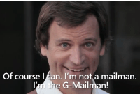 Gmail Man : Microsoft ridiculise Google et Gmail