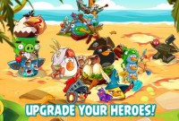 Angry Birds Epic gratuit sur iOS, Android et Windows Phone