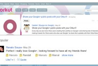Google tire un trait sur Orkut