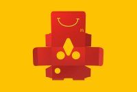 Des Happy Meal se transforment en Google Cardboard qui puent la graisse