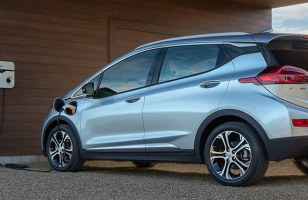 À batterie équivalente, la Chevy Bolt 2017 a plus d'autonomie que la Model S