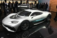 Photos : on a approché la Project ONE, la F1 devenue hypercar... et elle...