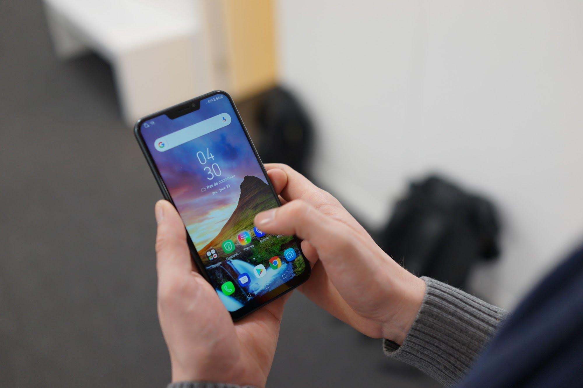 Version globale ASUS Zenfone 5 ZE620KL Téléphone