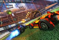 Rocket League en 2018 : mode tournoi, optimisation Xbox One X et mise à...