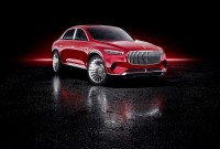 Vision Mercedes-Maybach Ultimate Luxury : ce SUV électrique grand luxe a un salon de...