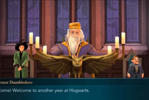 Harry Potter Hogwarts Mystery est disponible sur Android et iOS