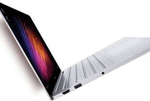 Le Bon Plan du Jour : le Xiaomi Mi Notebook Air 13