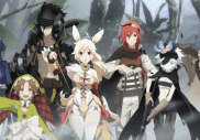 Rokka - Braves of the Six Flowers : un polar « fantasyste » !