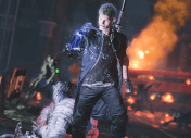 On a joué à Devil May Cry 5 à la gamescom : le Devil Breaker, nouvel allié des combos