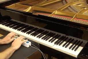 Avec ses 8 touches, ce piano de Google transforme n'importe qui en virtuose