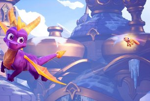 Test de Spyro Reignited Trilogy : la fureur du (petit) dragon