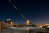 Le laser, future arme de la France pour neutraliser les satellites adverses ?
