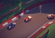 On a joué à Circuit Superstars : Square Enix tente le Micro Machines exigeant