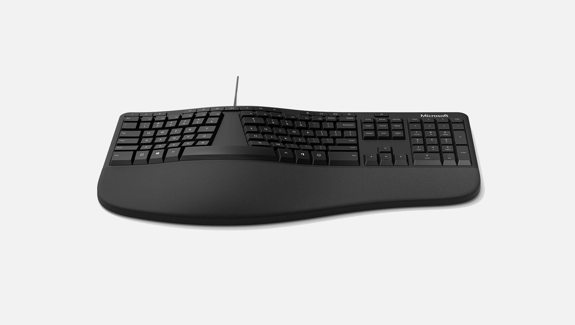 Microsoft annonce les nouveaux clavier et souris