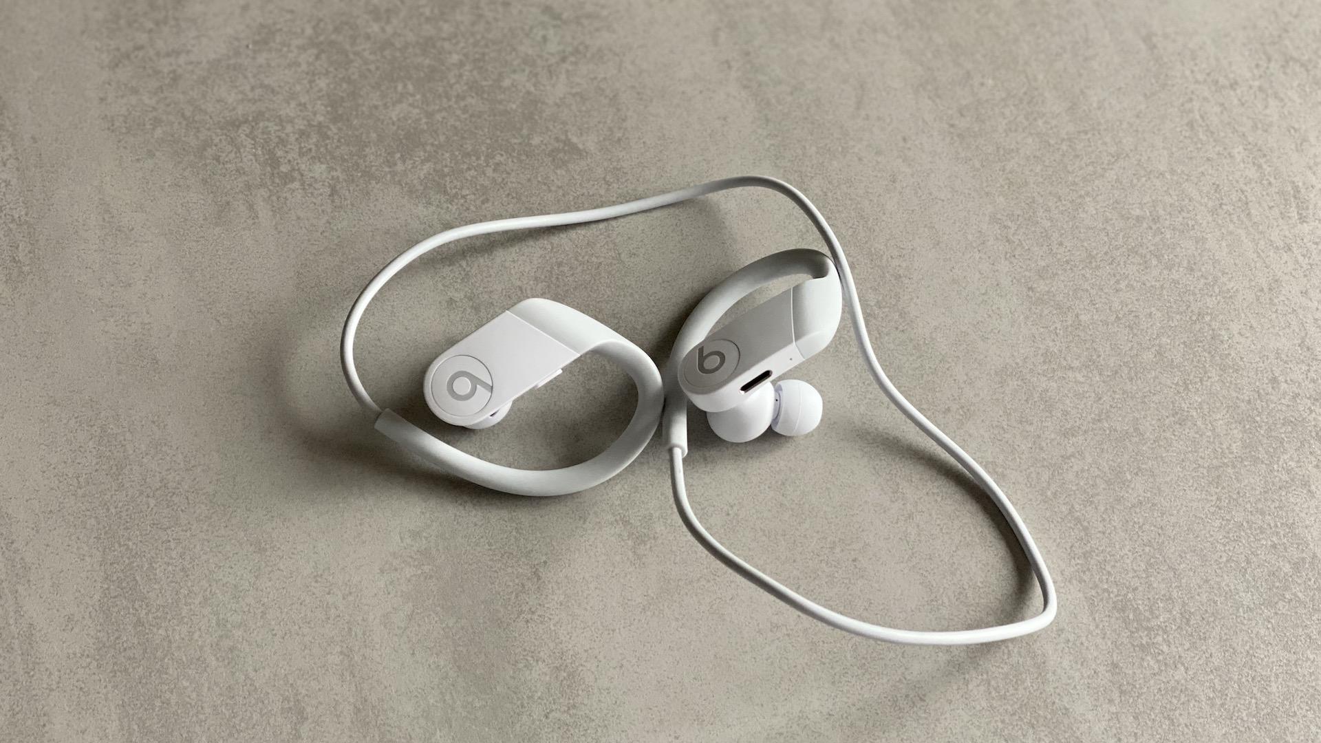 Test des écouteurs Beats Powerbeats : les mêmes que les Pro