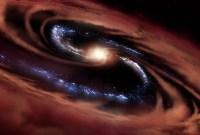 Cette galaxie survit à son trou noir vorace en formant de nouvelles étoiles