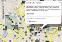 Google Maps propose maintenant photos et articles Wikipedia