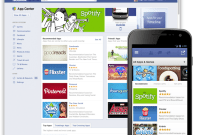 Facebook lance son App Center