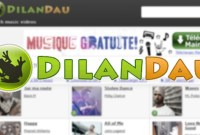 Le site de MP3 Dilandau poursuivi en France