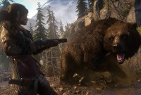 Rise of the Tomb Raider sur PS4 Pro : Lara est la star d'une...
