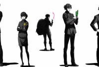 Psycho-Pass : on a vu les trois films Sinners of the System, en attendant...