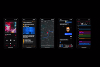 iOS 13 en 6 nouveautés : mode sombre, clavier swipe natif, bouton Apple Sign-in...