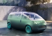 Mini imagine un monospace autonome avec un concept « Chill »