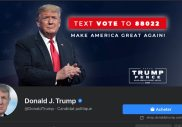 Facebook bloque « indéfiniment » le compte officiel de Donald Trump